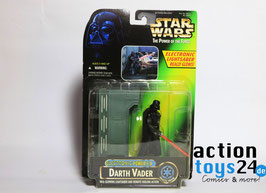 STAR WARS  Power of the Force / Electronic Power FX /Darth Vader  von 1997    - 068