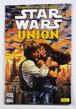 Dino Comics  Star Wars Sonderband 3 Union-Die Hochzeit von Luke und Mara  SC Band /160