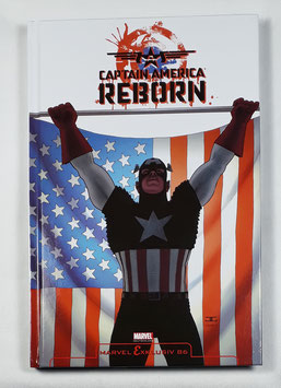 Marvel Exklusiv 86 Captain America Reborn HC Band /145