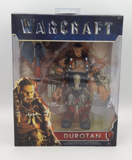 Warcraft Actionfigur Durotan 15 cm  225