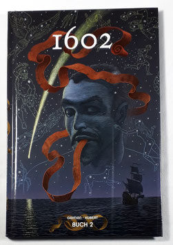 Marvel 1602 Buch 2 HC Band Panini Comics  /171