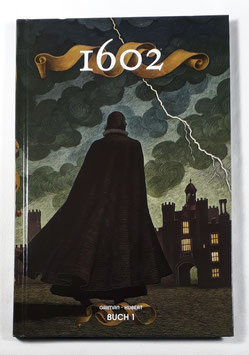 Marvel 1602 Buch 1 HC Band Panini Comics  /170