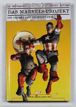 Marvel Exklusiv 89 Das Marvels-Projekt: Die Geburt der Superhelden HC Band /147