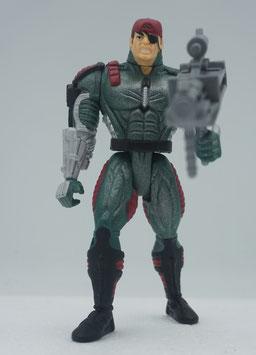 "Aliens vs Predator Kenner  ""Corp. Hicks mit Cyborg Dog""  (1996)     320"