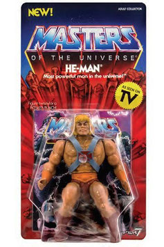 Masters of the Universe Vintage Collection Actionfigur He-Man 14 cm Actionfigur -221
