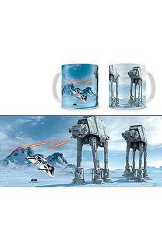 Star Wars Tasse Battle of Hoth 258