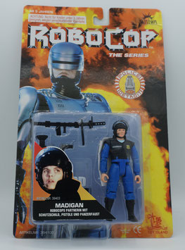 "Robo Cop The Series ""Madigan"""