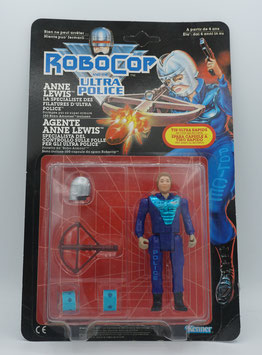 "Robo Cop and the Ultra Police ""Anne Lewis"""