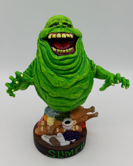 Ghostbusters - Head Knocker - Slimer 18cm   243