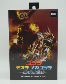 Godzilla: Tokyo S.O.S