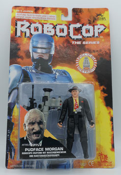 "Robo Cop The Series ""Pudface Morgan"""