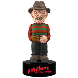Nightmare on Elm Street Body Knocker Wackelfigur Freddy   301