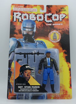 "Robo Cop The Series ""Sgt. Stan Parks"""