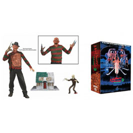 Nightmare On Elm Street 3 Actionfigur Ultimate Freddy   300