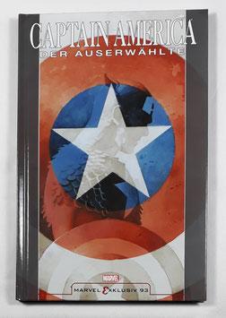 Marvel Exklusiv 93 Captain America-Der Auserwählte HC Band /146