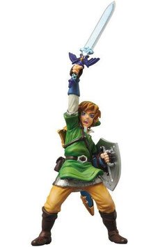 NINTENDO UDF SERIE 1 MINIFIGUR LINK (THE LEGEND OF ZELDA: SKYWARD SWORD) 11 CM MINIFIGUREN NINTENDO- 204