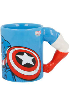Marvel 3D Tasse Captain    311
