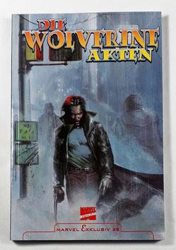 Marvel Exclusiv 29  Die Wolverine Akten SC Band /164