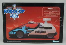 "Robo Cop Ultra Police ""Robo-1 Vehicle"""