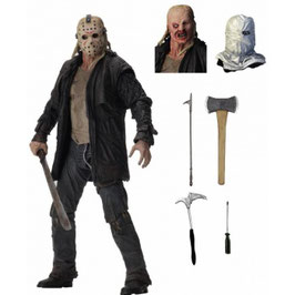 Freitag der 13.  Actionfigur Ultimate Jason 18 cm    305