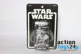 STAR WARS 2003 Silver Boba Fett - 062