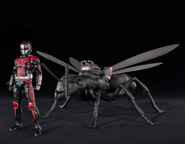 Ant-Man and the Wasp S.H. Figuarts Actionfigur Ant-Man & Ant Set 15 cm Actionfiguren Avengers - 199