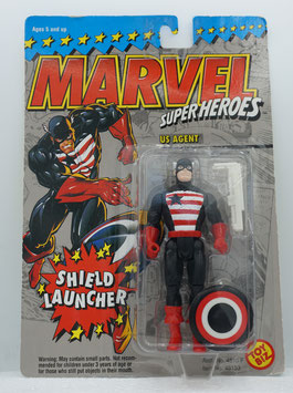 "Marvel Super Heroes ""US Agent""  TOY BIZ  1994"