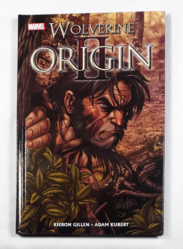 Marvel Wolverine Orgin II  HC Band /154