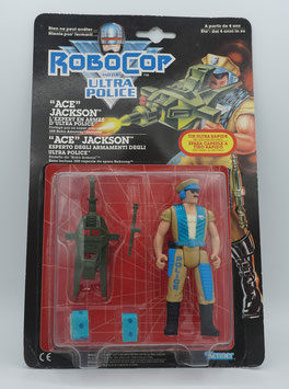 "Robo Cop and the Ultra Police ""Ace Jackson"""