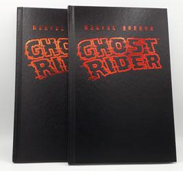 Marvel Horror  Ghost Rider HC Band Nummer 1 und 2  /163