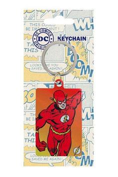 DC Comics Metall Schlüsselanhänger Flash 6 cm