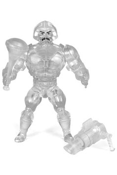 Masters of the Universe Vintage Collection Actionfigur Wave 3 Crystal Man-At-Arms 14 cm