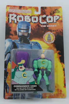 "Robo Cop The Series ""Commander Cash"""