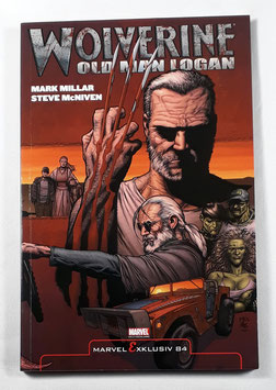 Marvel Exclusiv 84  Wolverine: Old Man Logan SC Band /165