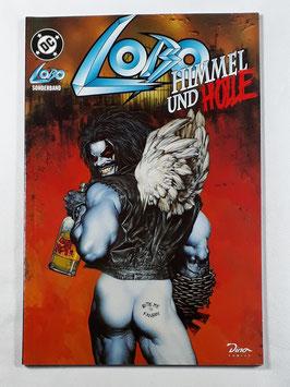 DC Comics Lobo Sonderband 1 Himmel und Hölle  SC Band /173