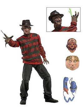Nightmare On Elm Street  Actionfigur Ultimate Freddy   312