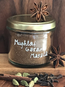 Different Masalas or spice blends - 50g each. Click on window below for your choice of masala...