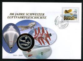 100 Jahre Schweizer Luftfahrtgeschichte