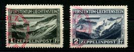 10.6.1931 Liechtensteinfahrt des LZ 127 Graf Zeppelin