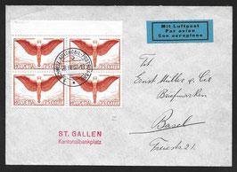 1937 LPB von St. Gallen nach Basel mit F11z im VBL