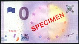 EUROLAND SPECIMEN  No. 3868