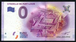 Frankreich - Citadelle de Port-Louis 2017-1