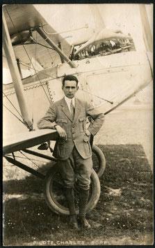 AK Pilot Charles Borel