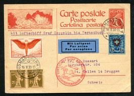 18.5./6.6.1930 Südamerikafahrt 1930 bei 2. Landung ausgeladen!