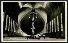 Luftschiff Graf Zeppelin / Flug- und Luftschiffhafen Rhein-Main