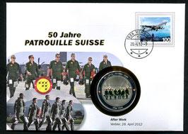After Work, Verbier, 28. April 2012 --- 50 Jahre Patrouille Suisse