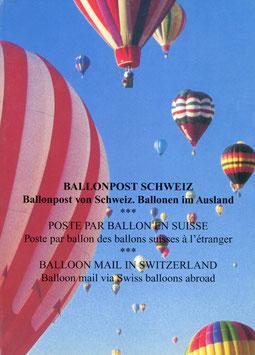 2001 Peter Muggler,   Schweizerisches Ballonposthandbuch