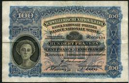 Das 100er Nötli   -  Schweiz