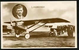 AK Lindbergh Spirit of St. Louis