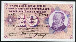 Das 10er Nötli   -  Schweiz